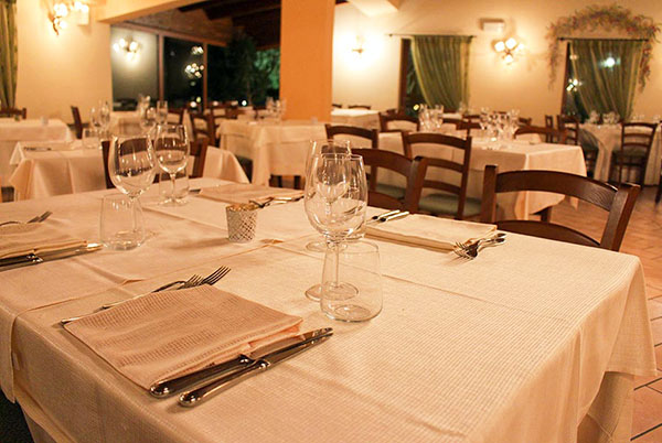 Ristorante perugia country house