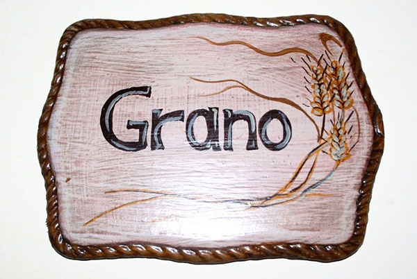 CAMERA GRANO