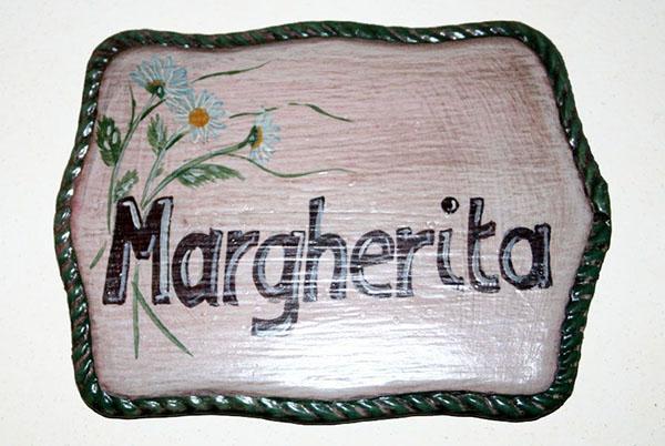 CAMERA MARGHERITA